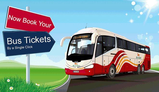 online bus ticket booking
